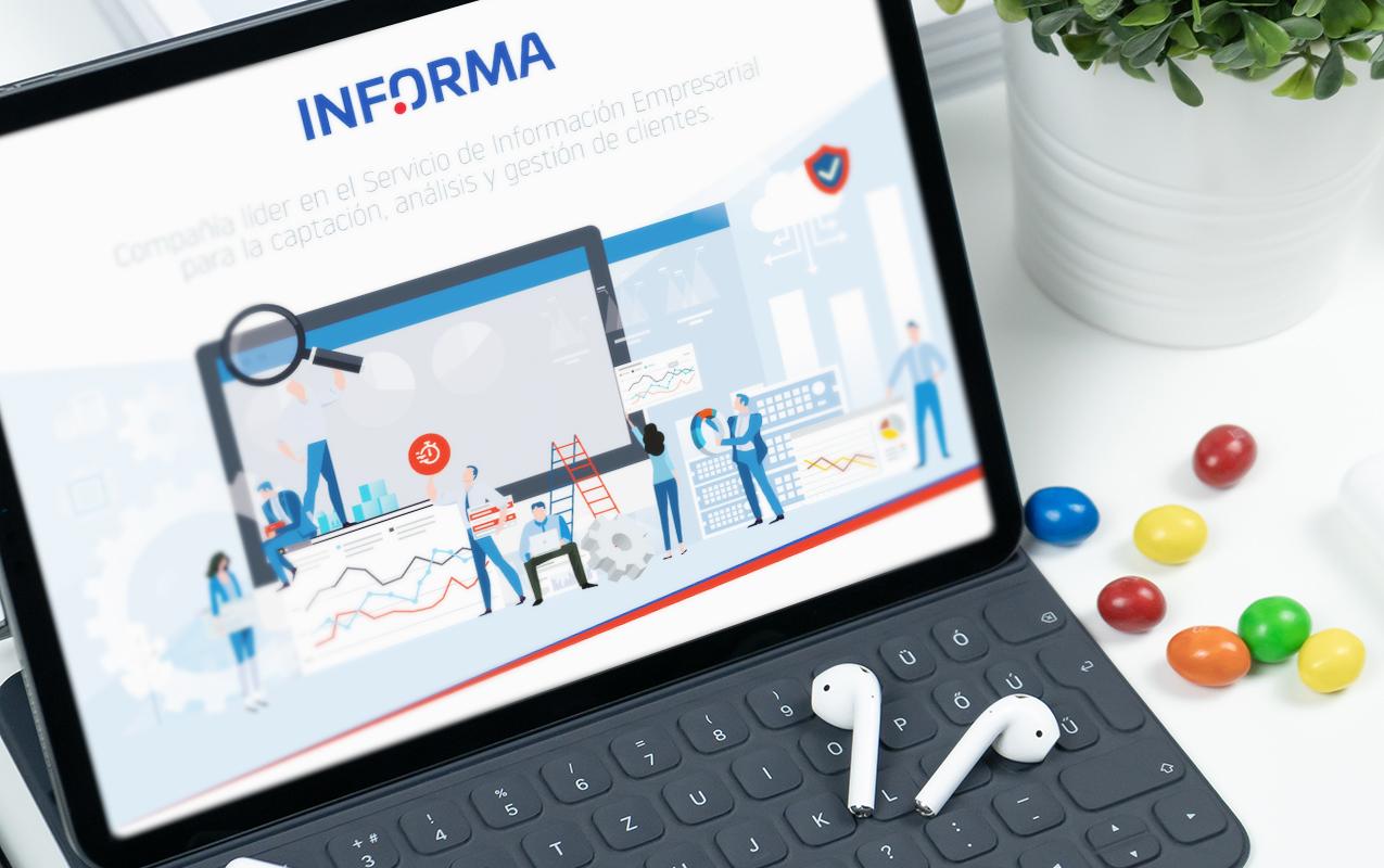 ¡Los datos no paran! Ya tenemos informes online de 360 millones de empresas
