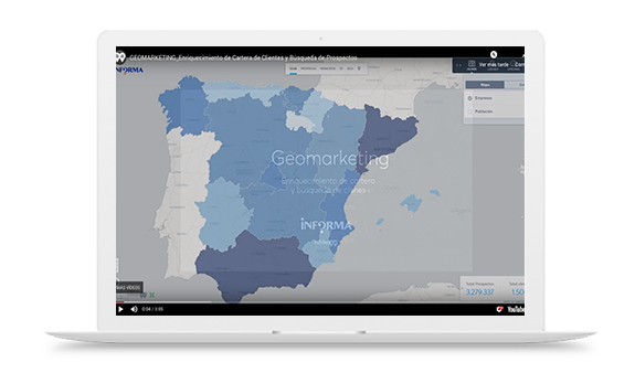 The Geomarketing Solution inAtlas INFORMA